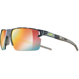 Julbo Outline Zebra Light Aurinkolasit Miehet, grey/yellow/red